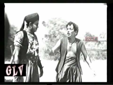 Yanai Pagan Part-1 (1960)Tamil Movies Movie Cast;Uday Kumar, B. Saroja Devi, P.S.Veerapa