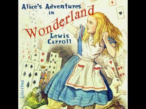 Alice's Adventures in Wonderland - Lewis Carroll [Audiobook ENG]