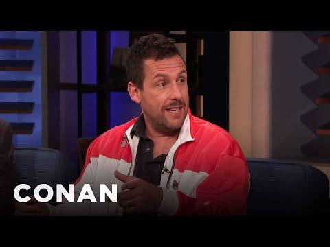 Cover Lagu Adam Sandler's Daughter Had A Star-Studded Bat Mitzvah - CONAN on TBS stafamp3