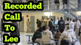 I Called Lee Correctional Institution! (Here's What Happened)