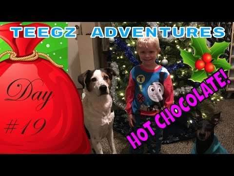 SANTA BAGS!! Day #19 | Make Christmas Hot...