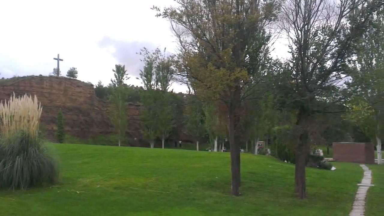 Josefa valladolid cementerio jard n alcal de henares youtube - Cementerio jardin alcala ...