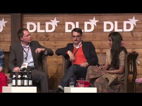 App World (Nick D'Aloisio, Shilo Shiv Suleman, Michael Schneider, Felix Petersen, P.Wölke) | DLD12