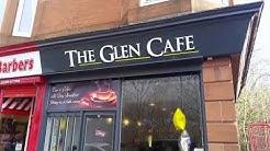 Kevin Bridges opens Glen Cafe in Old Kilpatrick