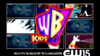 Kids' WB! ID-Kollektion (Gemacht für WLYH CW 15 in Lancaster, PA)