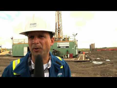 Visit To Energy Powerhouse Northeastern B.C.