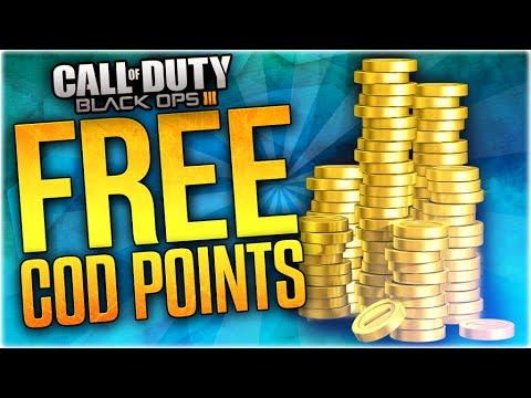 How to Get FREE COD POINTS in BLACK OPS 3! Get FREE UNLIMITED COD POINTS in BO3 (FREE COD POINTS)