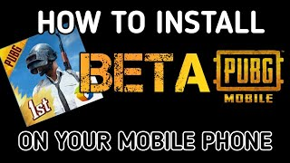 बीटा पबजी मोबाइल कैसे डाउनलोड करें | पबजी मोबाइल बीटा संस्करण | ब्लडी हेल गेमिंग screenshot 2