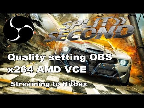 amd vce bit rate for 1080p