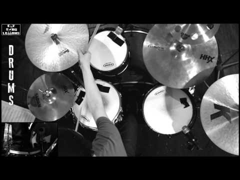 Dance Dance - Fallout Boy [DRUMS Lesson/Cover with TABs/Scores ...