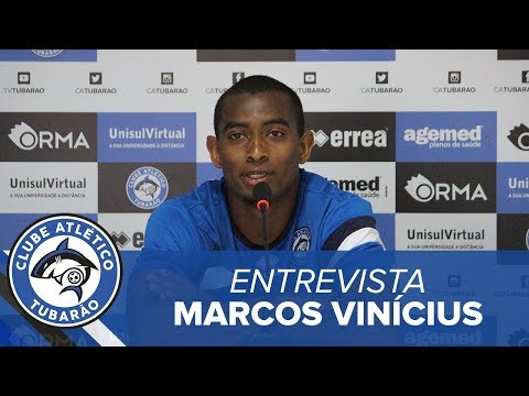 ENTREVISTA Marcos Vinícius  TV Tubarão