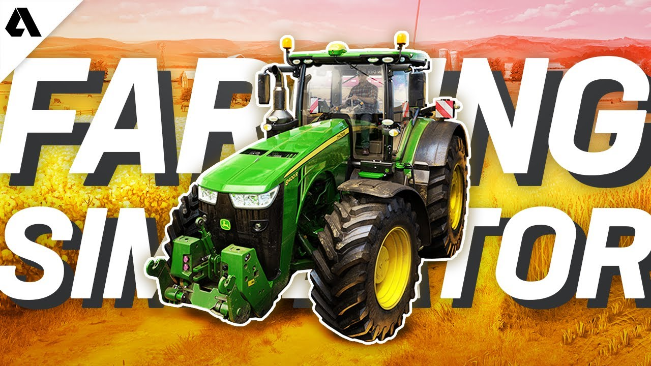 The Agricultural Esport You Never Knew Existed - Pro Farming Simulator