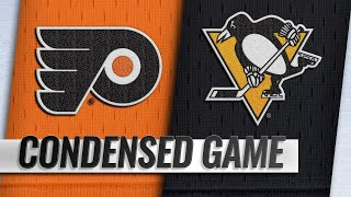 12/01/18 Condensed Game: Flyers @ Penguins
