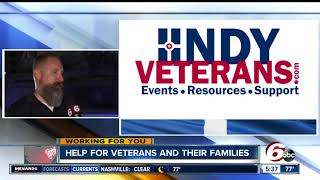 Indy Veterans wants to help even more vets & their family members