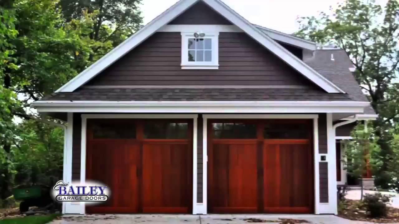 Bailey Garage Doors Youtube