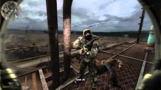 S.T.A.L.K.E.R. MISERY Playthrough: Part 38 - Mutant Swarm (HD)