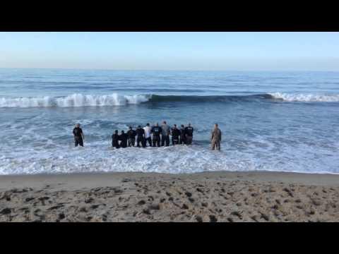lunges beach