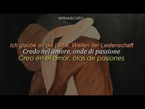 Pietro Basile feat. SARAH – Ich liebe nur dich (Lyrics + Sub Español)