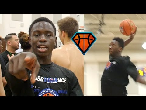 PersaVERAnce x Dynasty Drills Competitive Workout | Feat. Trent Frazier, RaiQuan Gray, & More!!