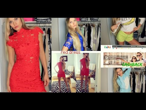 Что нового: платье-любовь, сайт с возвращением денег (cashback)