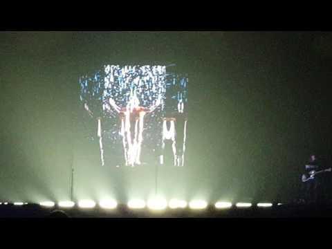 Justin Bieber - Intro + Mark My Words FULL HD (live) @ Stadthalle Vienna 08.11.2016.