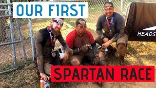 Spartan Race - Portland Sprint August 2018