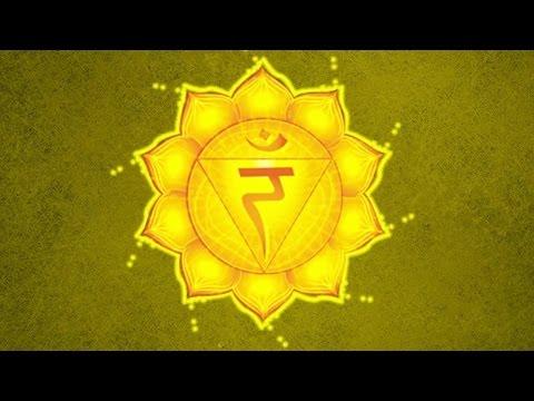 SOLAR PLEXUS CHAKRA HEALING MEDITATION MUSIC || manipura || feat. Healing Tibetan Singing Bowls