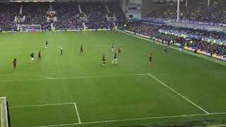 Niasse with the leveller and an all round great goal.