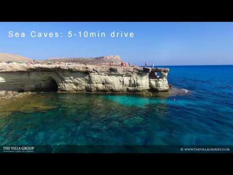 Beautiful 4 Bedroom Holiday Villa in Protaras, Cyprus