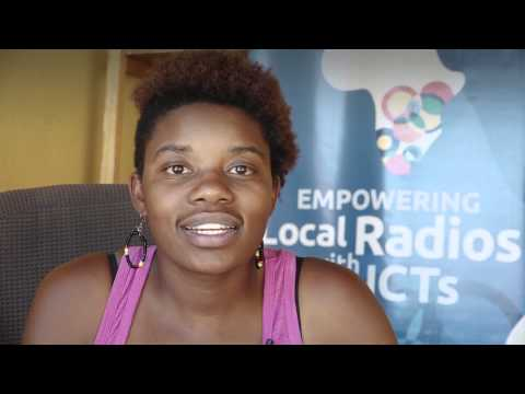 The power of radio and poetry to tell women's stories