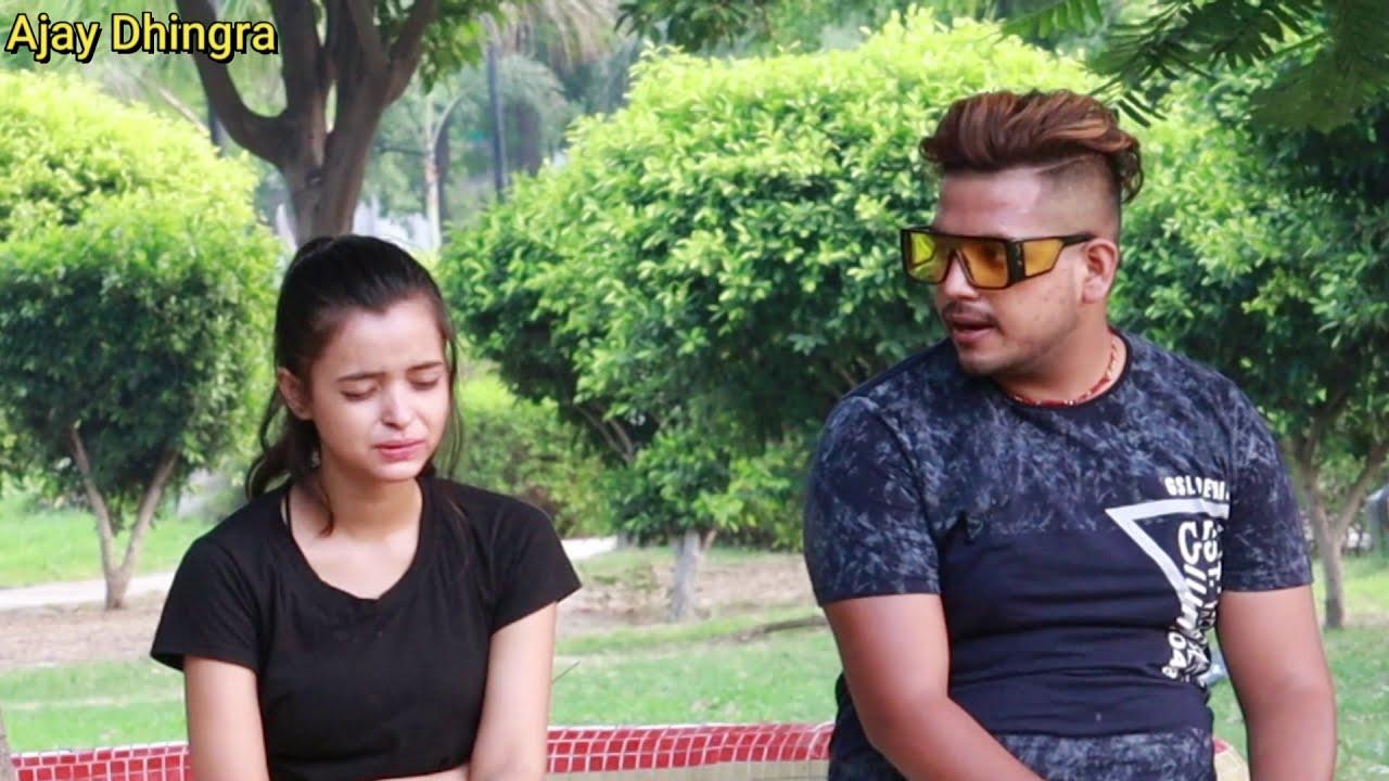 Bhai Bhen Ka Pyar ( Prank Gone Emotional ?? ) Ajay Dhinga MyTub.uz