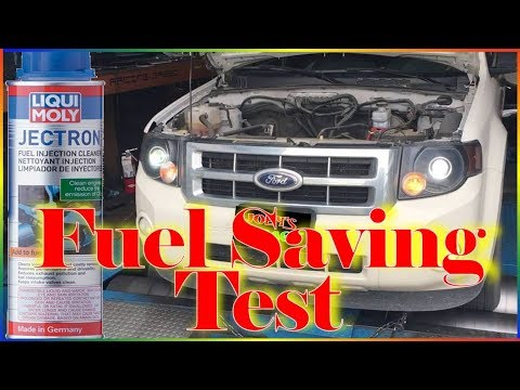 Liqui Moly Fuel Injection Test [RESULTS]