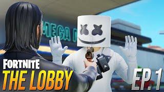 What Really Happens In Fortnite Lobby : Episode 1 (SFM Animation)