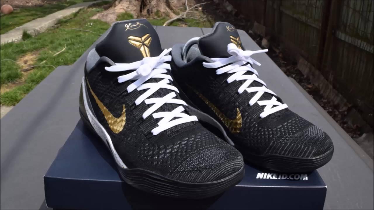 newest 4ac0f c55ad Nike Kobe 9 Elite Low Flyknit Review    MambaDay