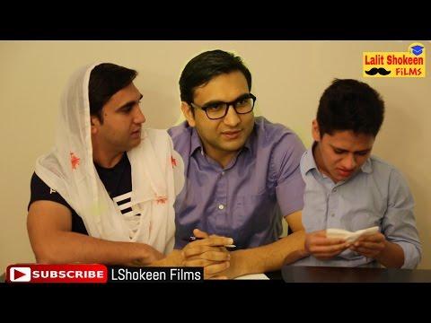 Desi Doctor Desi Mareez - | Lalit Shokeen Comedy |