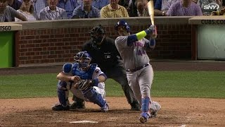 NYM@CHC: Rivera puts the Mets in front in the 9th