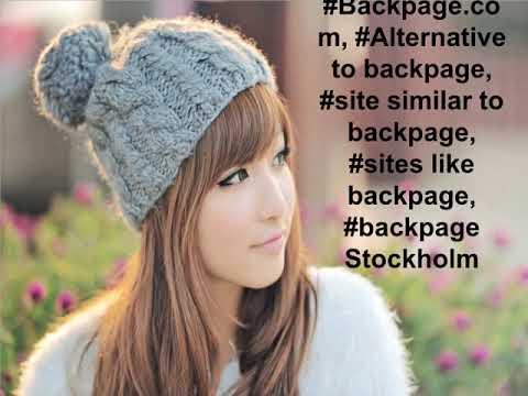 Stockholm Backpage