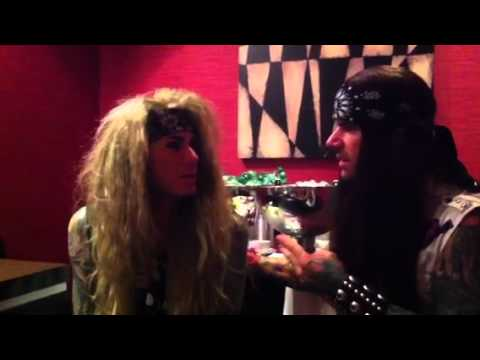 A Message From Steel Panther