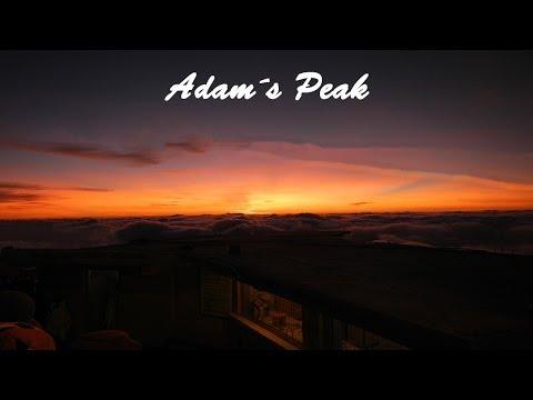 Aufstieg zum Adam´s Peak