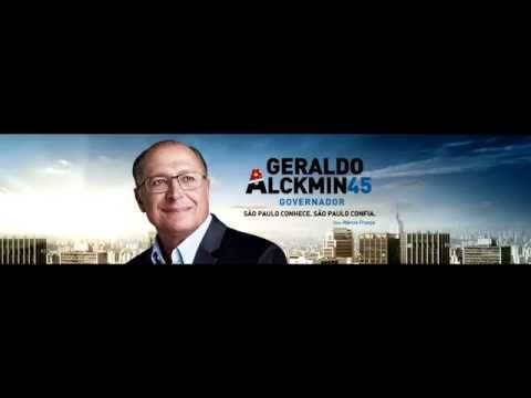 Jingle Geraldo Alckmin 2014: SP Avança Sem Parar