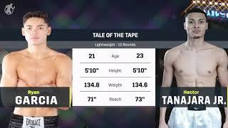 #Fantasy Fights Ryan Garcia vs Hector Tanajara