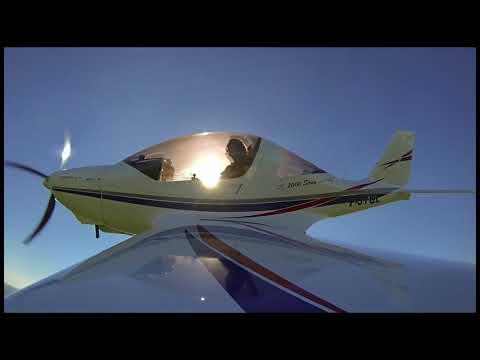 Полет на самолете Sting
