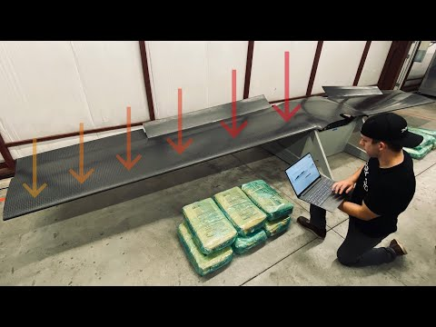 CARBON FIBER WING - Proof Load Test Setup! (Wing Load Test)