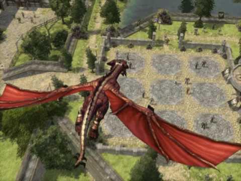 Spellforce 2 Dragon Storm Walkthrough Part 6 - The City Ship