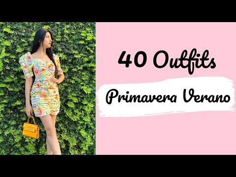 40 Outfits Primavera
