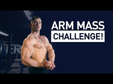 Pyramid Superset Mass Challenge Arm Edition!