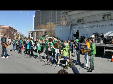 The JeffersonSussex Avenue School Band