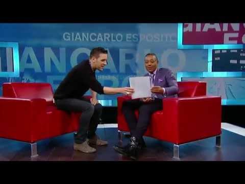 Giancarlo Esposito on George Stroumboulopoulos Tonight: