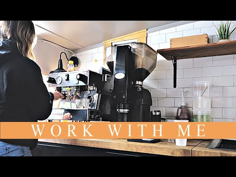 DAY IN THE LIFE: COFFEE TRAILER