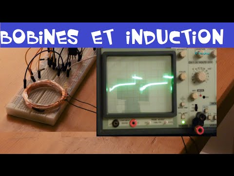 TRONIK AVENTUR N°98 - BOBINES et INDUCTION ELECTROMAGNETIQUE